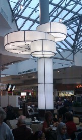 C1199 - Carrefour Agrignon  - Mall lighting