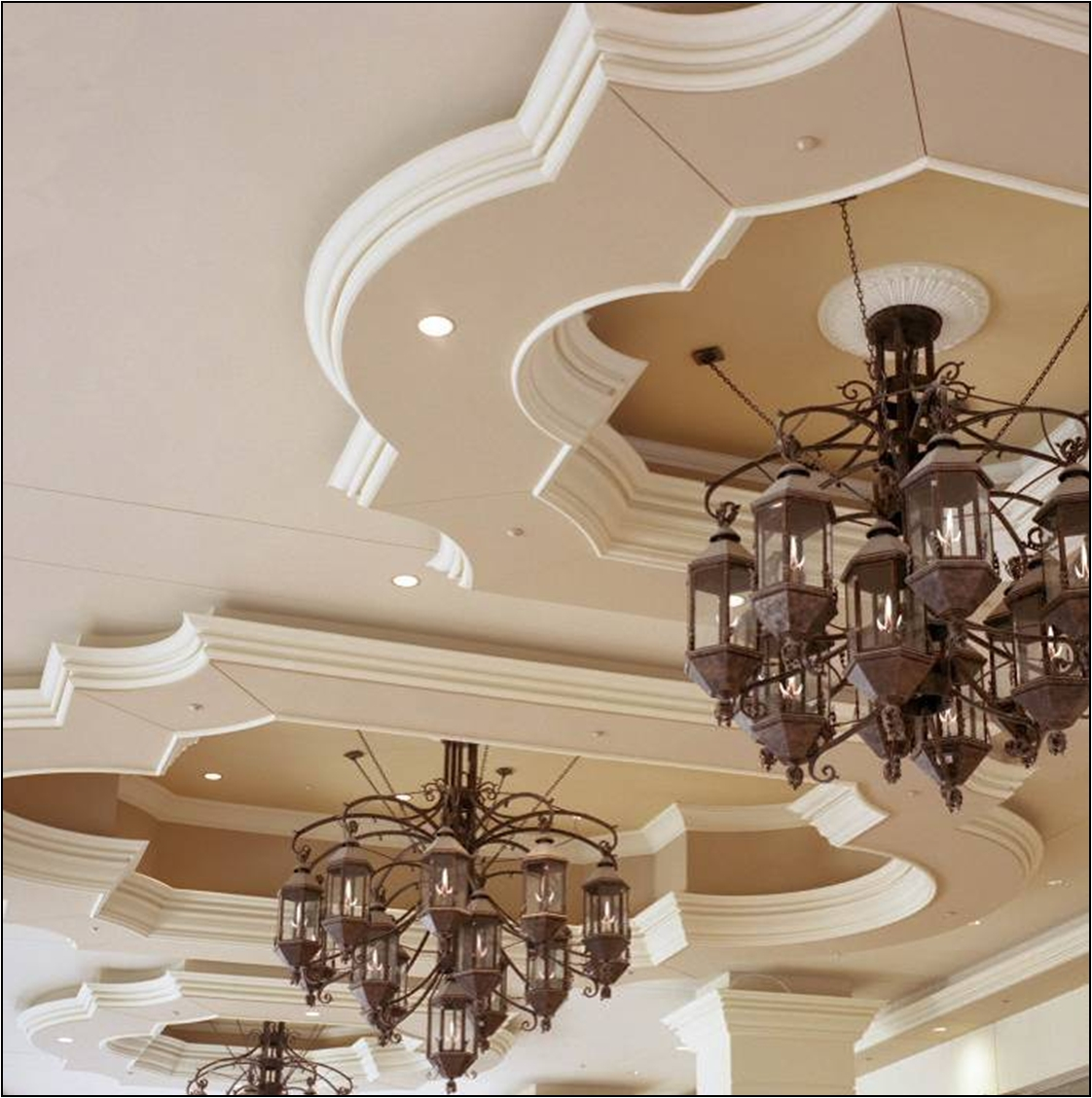 Gas Lighting Fixtures -