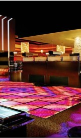 C1026 -  Mandalay Bay Interactive LED dance floor; Design by Realisations