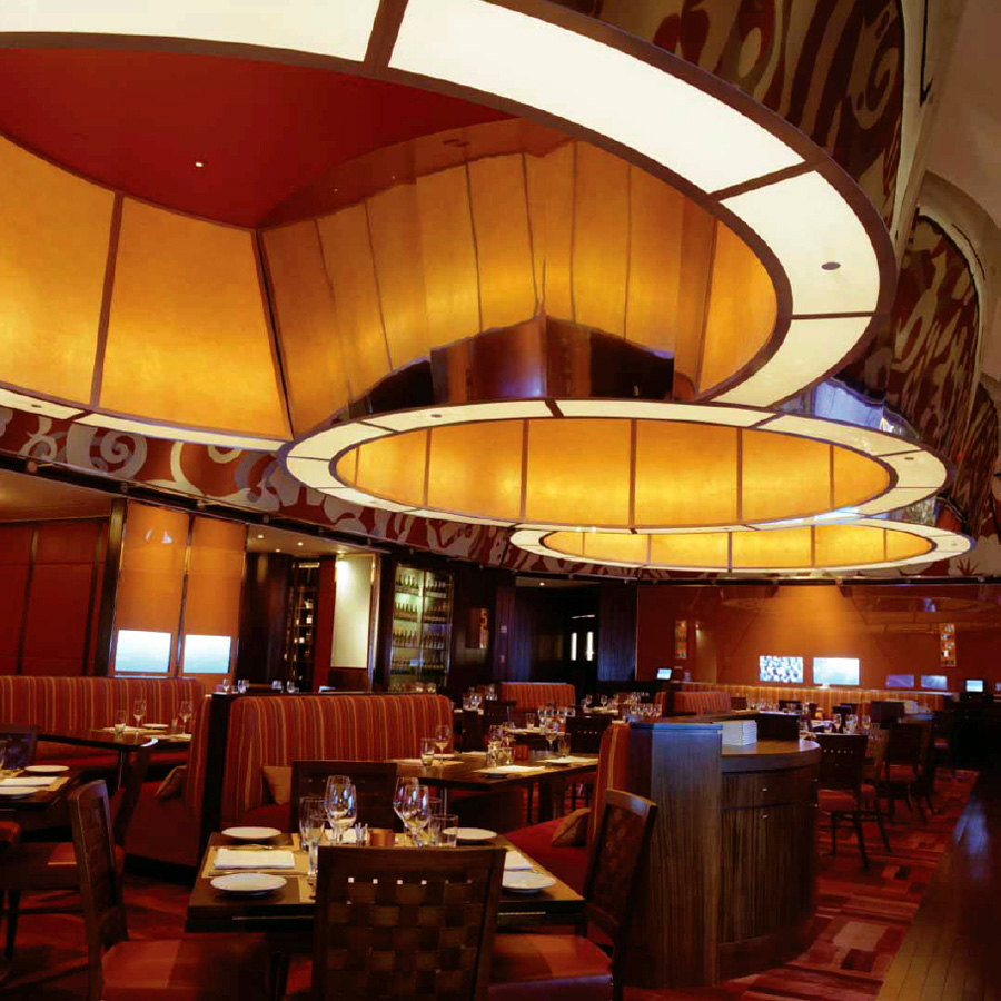 Ceiling Mounted -