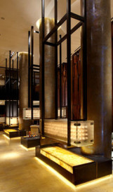 C1096 Trump Soho Hotel Condominium; Design by Rockwell Group